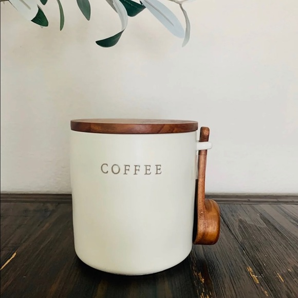 Hearth and Hand Coffee Canister